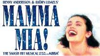 Mamma Mia! (Touring) at San Diego Civic Theatre