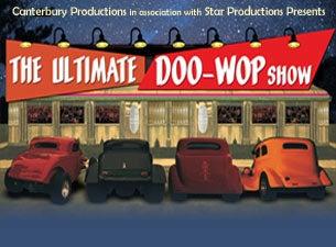 Ultimate Doo-Wop ShowTickets