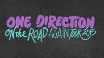 One Direction: On the Road Again Tour 2015 pre-sale passcode for show tickets in Toronto, ON (Rogers Centre)