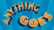 Anything Goes at Lyell B Clay Concert Theatre
