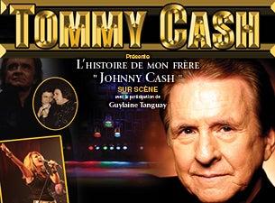 Tommy CashTickets