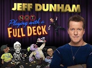 Jeff dunham tour dates in Australia