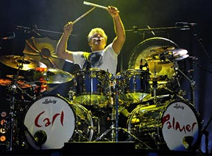 Carl Palmer Tickets