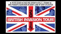 British Invasion at Pantages Theatre