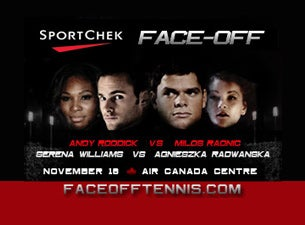 The Face Off: Air Canada CentreTickets