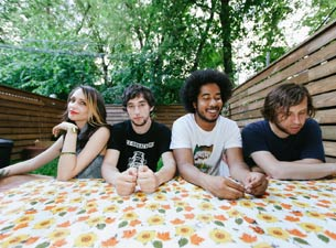 Speedy Ortiz Tickets