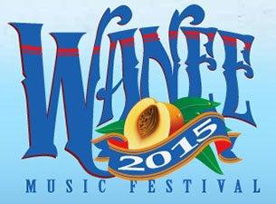 Wanee Music FestivalTickets