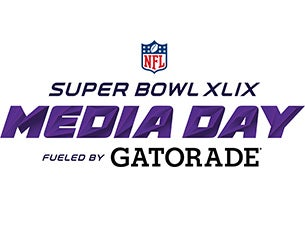 Super Bowl Media Day Tickets