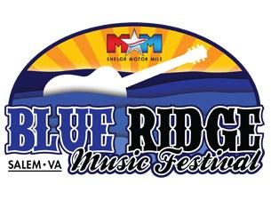 Blue Ridge Music FestivalTickets