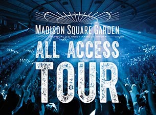 The all access tour tickets dates official ticketmaster site for Ticketmaster madison square garden