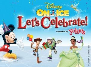 Disney on Ice Let's Celebrate