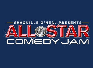 Shaq's All Star Comedy Jam Tickets