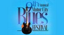 9th Annual Motor City Blues Festival at Masonic Temple