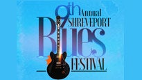 10TH ANNUAL SHREVEPORT BLUES FESTIVAL at CenturyLink Center