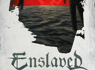 Enslaved Tickets