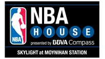 NBA House presented by BBVA Compass presale passcode for early tickets in New York
