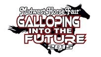 Admission - Midwest Horse Fair 2015