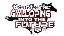 Admission - Midwest Horse Fair 2016
