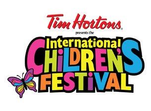 Northern Alberta Int'l Children's Festival: Toddler Town - Sunday