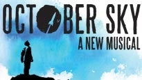 Marriott Theatre Presents - October Sky