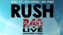 Rush - Official VIP Packages at First Niagara Center