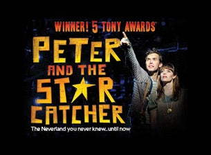 Peter and the StarcatcherTickets
