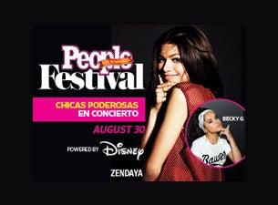 Festival People En EspanolTickets