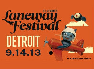 St. Jerome's Laneway FestivalTickets
