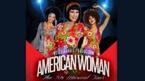 American Woman - The Musical at Ovens Auditorium