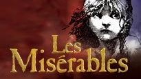 Les Miserables at Fisher Theater