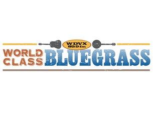 World Class BluegrassTickets