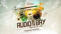 Audio On The Bay - Friday Single Day at Craneway Pavilion