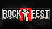 98.9 The Rock Presents Rockfest 2015 at Liberty Memorial