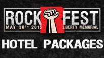 Rockfest Hotel Packages at Sheraton at Crown Center