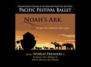 Noahs ArkTickets