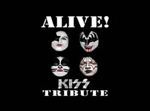 Alive - Kiss TributeTickets