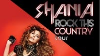 Shania Twain Rock This Country Tour 2015 at iWireless Center