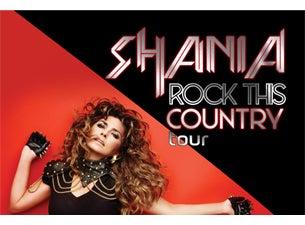 Shania TwainTickets