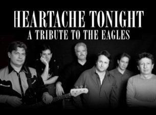 Heartache Tonight Band Tour