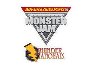 Advance Auto Parts Monster Jam Thunder NationalsTickets