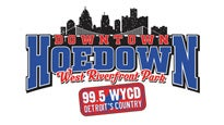 99.5 WYCD Downtown Hoedown - 2-Day Pass