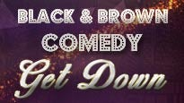 Black and Brown Comedy Get Down at BMO Harris Bradley Center