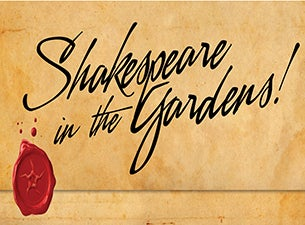 Illinois Shakespeare Festival Tickets