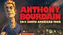 Anthony Bourdain at Majestic Theatre Dallas