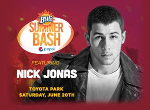 B96 Pepsi Summer Bash Tickets