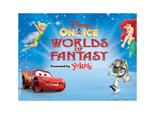 Disney On Ice presents Worlds Of Fantasy Presented by Stonyfield YoKids Organic Yogurt Tickets