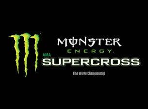 Monster Energy AMA SupercrossTickets