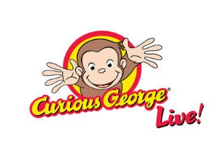 Curious George Live!Tickets