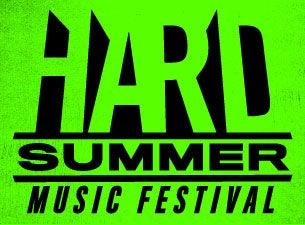 HARD Summer Music FestivalTickets