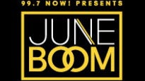 99.7 NOW! PRESENTS JUNE BOOM! presale passcode for show tickets in San Jose, CA (SAP Center at San Jose)